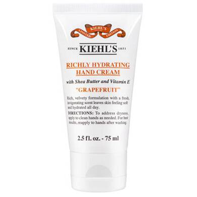Richly Hydrating Hand Cream - Édition Parfumée