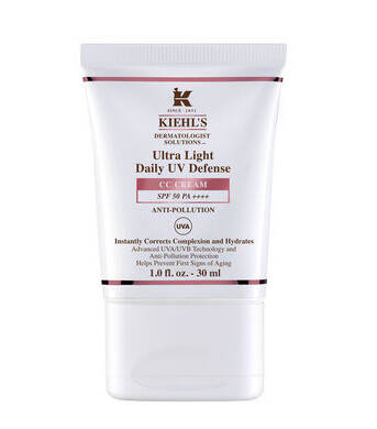 Ultra Light Daily UV Defense CC Cream