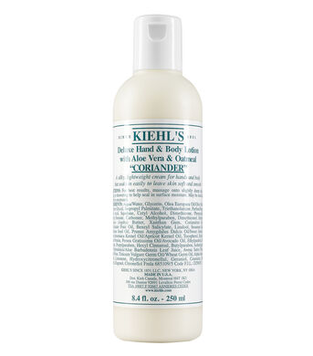 Deluxe Hand & Body Lotion with Aloe Vera & Oatmeal