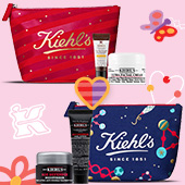 Kiehl's Deluxe Samples Offer